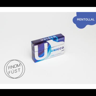 Kép 1/6 - Unicco - Mentol ízű Nikotinos hevítőrúd - Doboz
