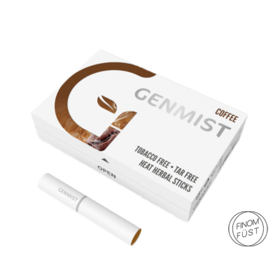 Kép 1/2 - Genmist - Kávé ízű Nikotinos hevítőrúd - Doboz