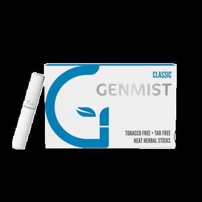 Kép 1/2 - Genmist - Klasszikus Dohányízű Nikotinos hevítőrúd - Doboz