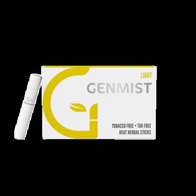Kép 1/2 - Genmist - Light Dohányízű Nikotinos hevítőrúd - Doboz