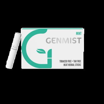 Kép 1/2 - Genmist - Menta ízű Nikotinos hevítőrúd - Doboz