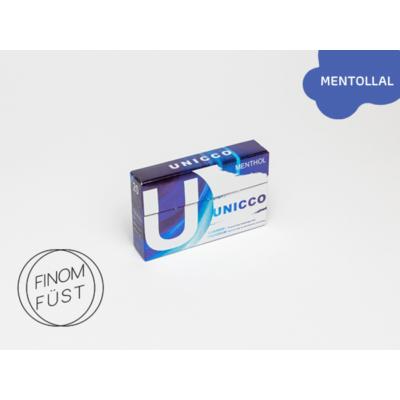 Kép 1/3 - Unicco - Mentol ízű Nikotinos hevítőrúd - Doboz