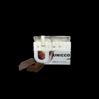 Kép 3/3 - Unicco - Csokoládé ízű Nikotinos hevítőrúd - Doboz