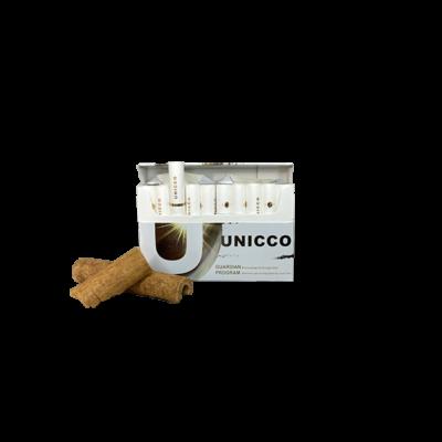 Kép 3/3 - Unicco - Fahéj ízű Nikotinos hevítőrúd - Doboz
