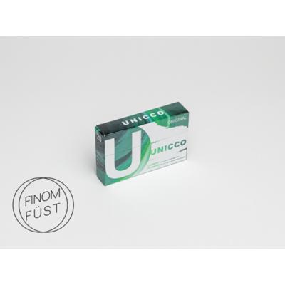 Kép 1/3 - Unicco - Klasszikus Nikotinos hevítőrúd - Doboz