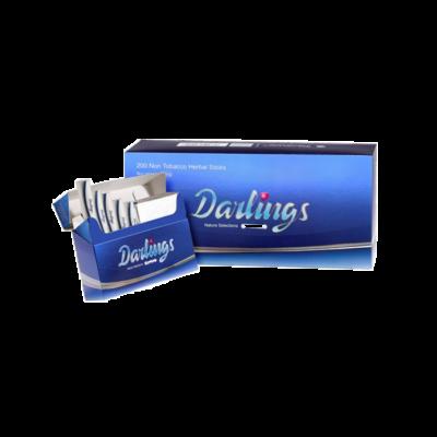 Kép 3/4 - Darlings - Klasszikus Dohányízű Nikotinos hevítőrúd (Mentollal) - Doboz
