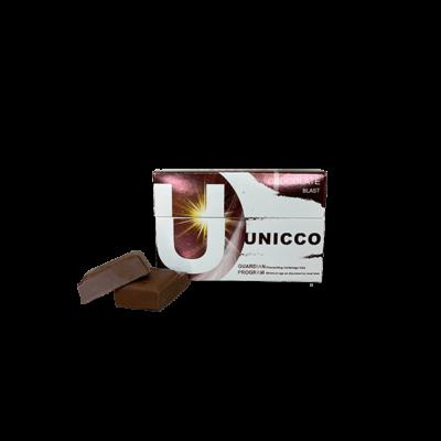 Kép 1/3 - Unicco - Csokoládé ízű Nikotinos hevítőrúd - Doboz