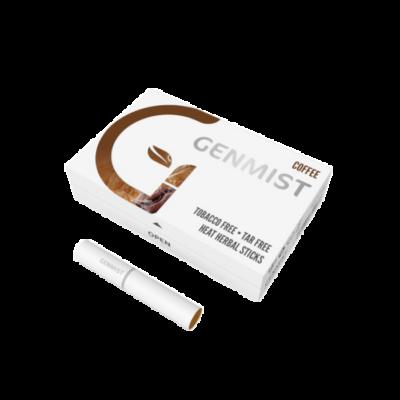 Kép 1/4 - Genmist - Kávé ízű Nikotinos hevítőrúd - Doboz