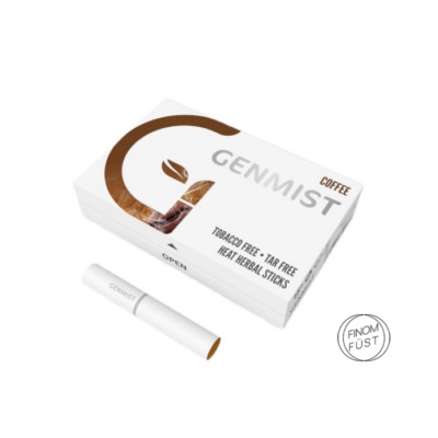 Kép 2/4 - Genmist - Kávé ízű Nikotinos hevítőrúd - Doboz