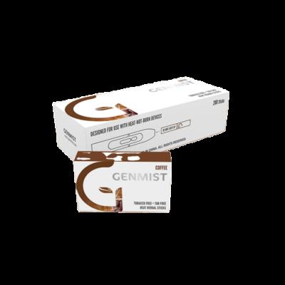 Kép 1/2 - Genmist - Kávé ízű Nikotinmentes hevítőrúd - Karton