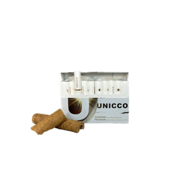 Kép 3/6 - Unicco - Fahéj ízű Nikotinos hevítőrúd - Doboz