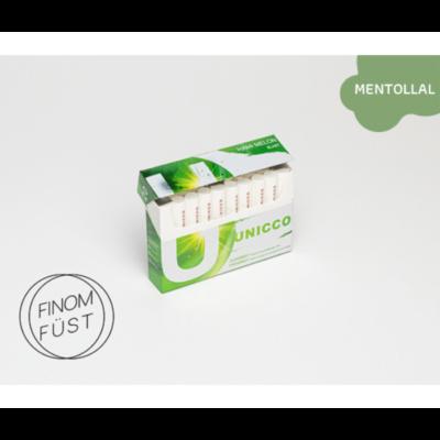 Kép 3/6 - Unicco - Sárgadinnye ízű Nikotinos hevítőrúd (Mentollal) - Doboz