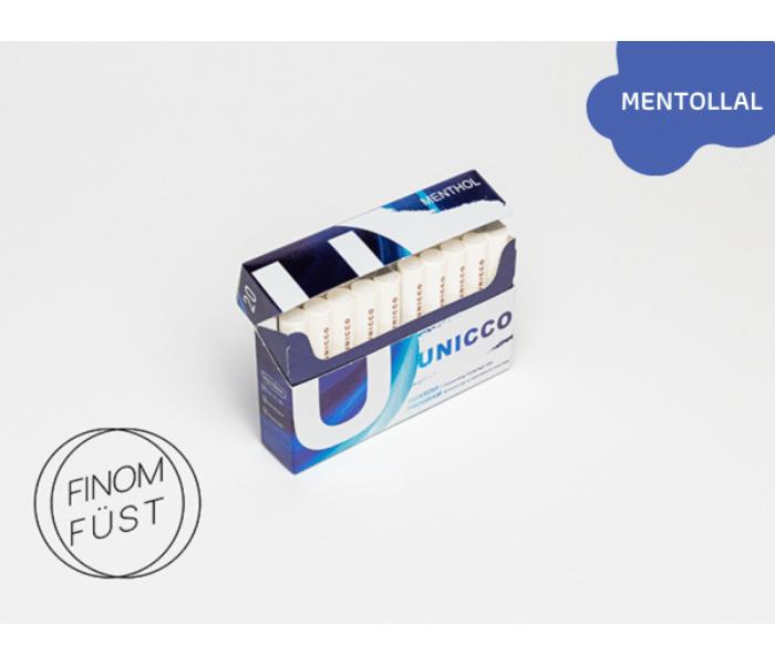 Unicco - Mentol ízű Nikotinos hevítőrúd - Doboz