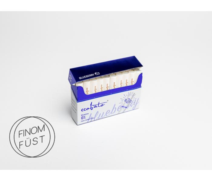Ccobato Áfonya ízű Nikotinmentes hevítőrúd - Doboz