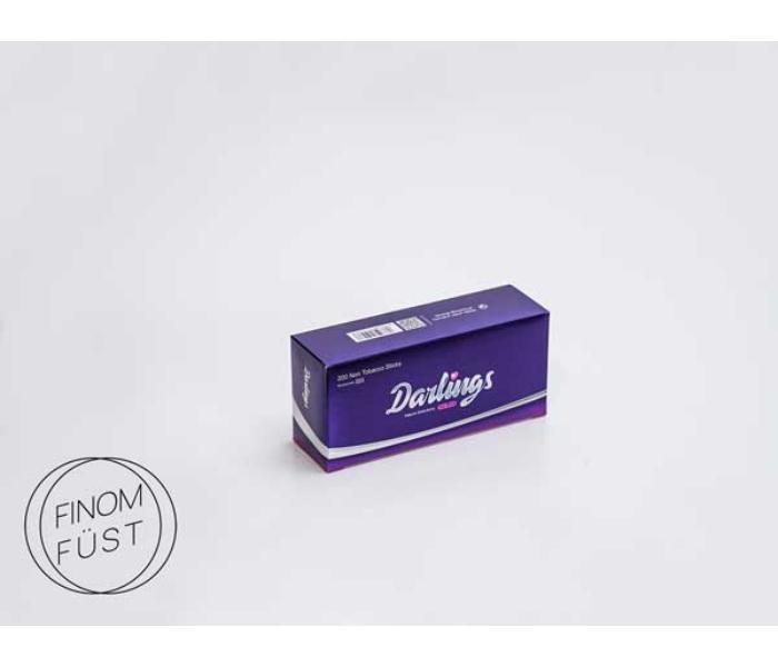 Darlings - Áfonya ízű Nikotinmentes hevítőrúd (Mentollal) - Karton