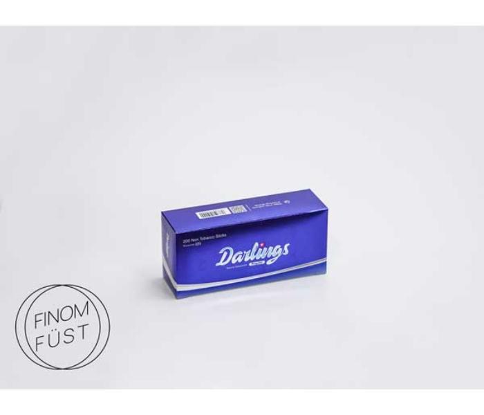 Darlings - Normál dohányízű Nikotinmentes hevítőrúd (Mentollal) - Karton