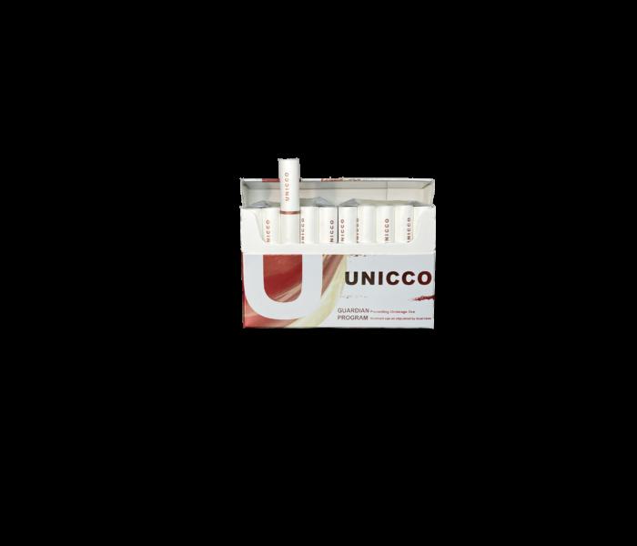 Unicco - Klasszikus Nikotinos hevítőrúd - Doboz