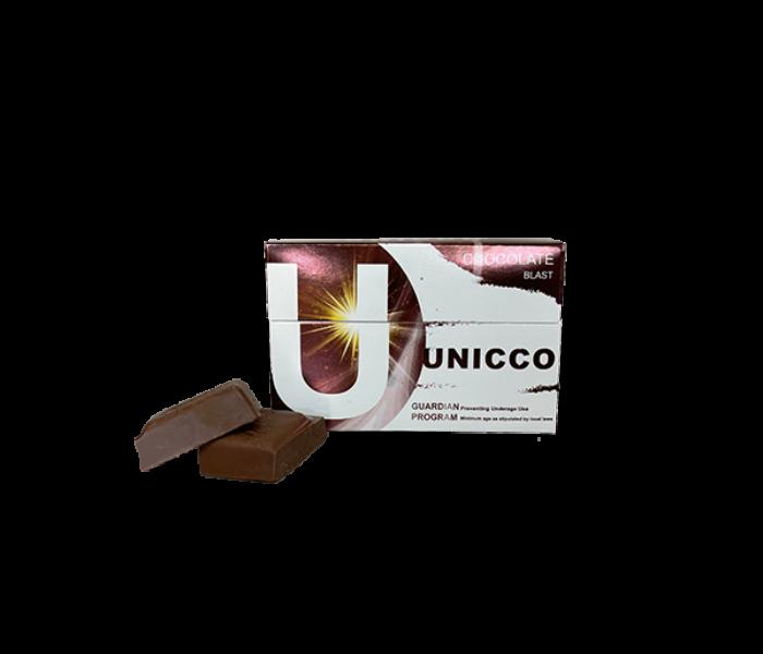 Unicco - Csokoládé ízű Nikotinos hevítőrúd - Doboz